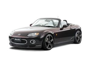 2005 Mazda MX-5 Black Metal Roadster NC EC by Damd